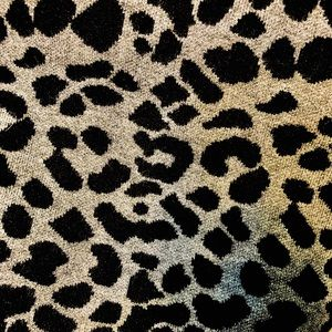Milly Sweaters - Milly Leopard Mini Skirt. Bonus Blumarine Sweater